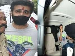 Raj Kundra released from Arthur Road Jail in Mumbai