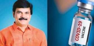 Facilitate Vaccination Center - Shiv Sena Panvel Metropolitan Chief Ramdas Shewale