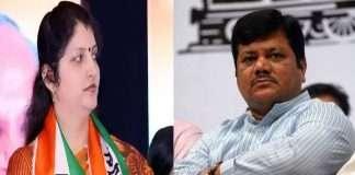 Rupali chakankar reply pravin darekar on vulgar statement over ncp