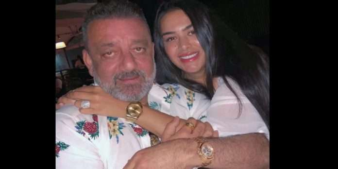 Sanjay Dutt's daughter Trishala gets a marriage proposal from fan