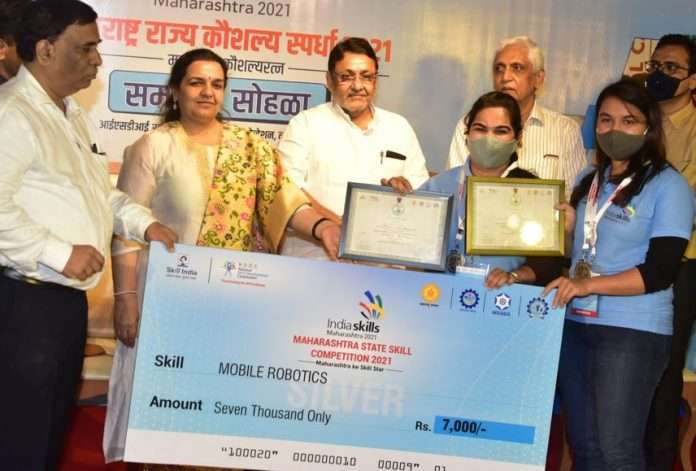 skills india maharashtra competition Outstanding performance of 132 youngsters