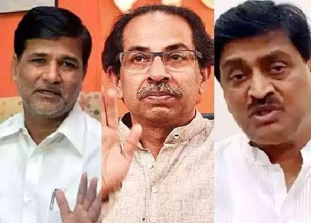 maratha reservation vinayak mete reaction after uddhav thackeray meeting