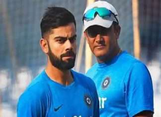Anil Kumble likely to become Team India's head coach