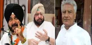 Punjab Congress crisis who is next cm of punjab navjot singh sidhu