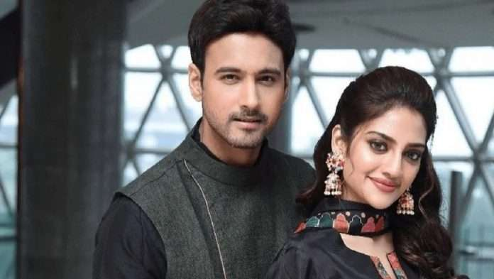 nusrat jahan and yash dasgupta latest interview after give birth to a baby boy