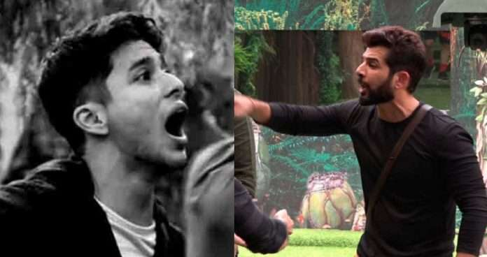 pratik sehajpal and jay bhanushali clashed with each other at bigg boss 15 home