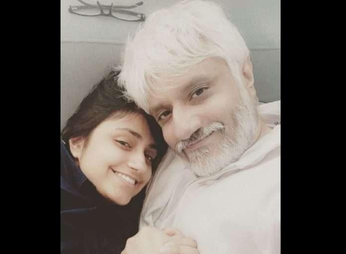 krishna bhatt reaction on father vikram bhatt second marriage