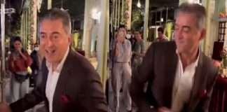 mohabbatein fem jugal hansraj dances to aankhein khuli ho ya ho band watch viral video
