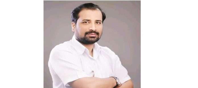MNS Kamgar Sena president Jitendra Patil demands that Bhumiputras be given jobs in railways