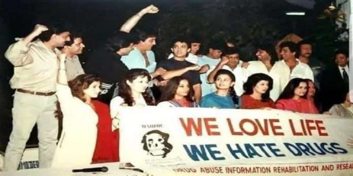 Say No To Drugs After Aryan Khan's arrest, Subhash Ghai recalls Bollywood's anti-drug campaign in 1990
