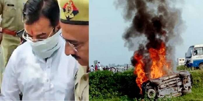 Union minister's son ashish mishra in judicial custody over Lakhimpur incident; court to hear matter today