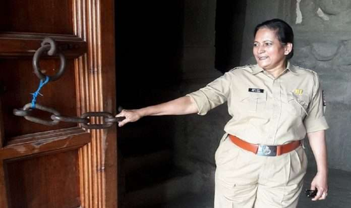 DCP sujata patil arrested by acb