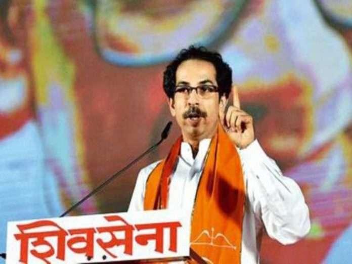 shiv sena dussehra melava shiv sena party member awaited uddhav thackeray target bjp