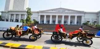 Mumbai battery based victoria runs again in mumbai