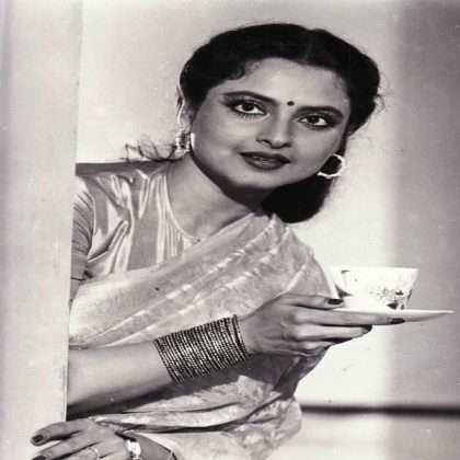 Happy Birthday Rekha: Rekha's beauty still has millions of fans