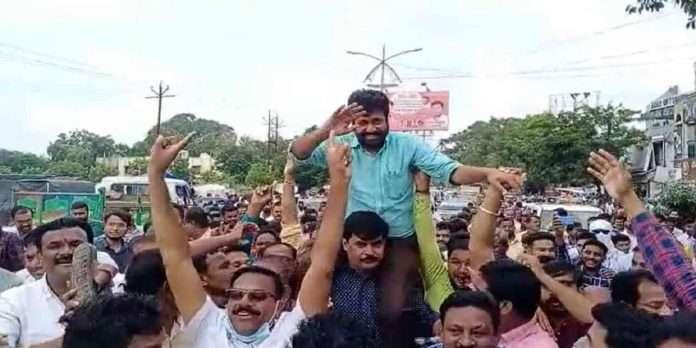 Bachchu Kadu wins Amravati District Bank election