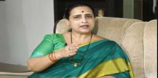 chitra wagh target thackeray government on 25 thousand crore bmc scam