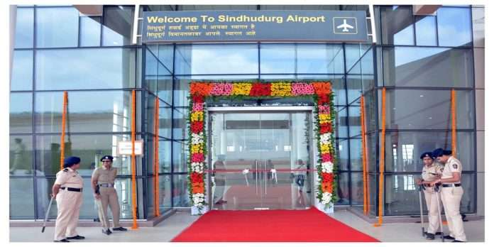 sindhudurg chipi airport will land tourists locals believe business will take off