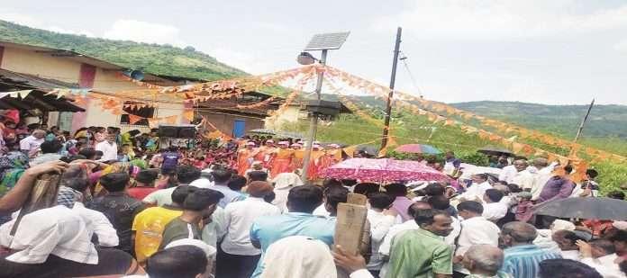 Navratri special women's Shakti-Tura dances in kolad