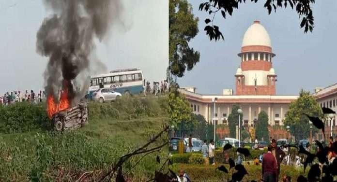 Supreme Court takes suo motu cognisance of Lakhimpur Kheri violence