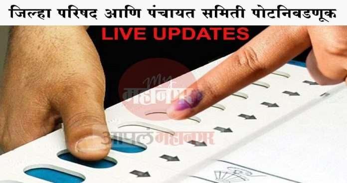 Maharashtra ZP Panchayat Samiti By-Elections Results 2021 LIVE