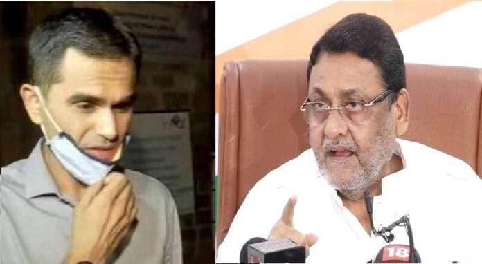 Cruise Drug Bust sameer wankhede reaction on nawab malik allegations