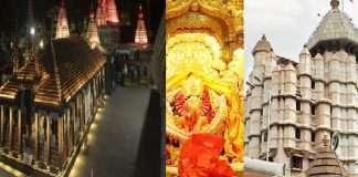 NCP slams BJP over Temple reopen