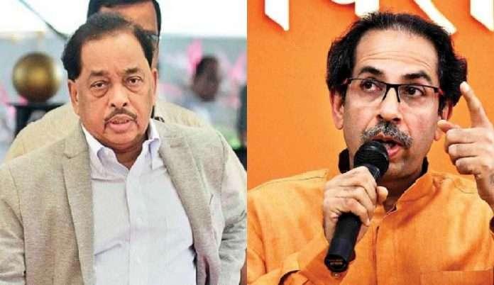 Narayan Rane repy cm uddhav thackeray statement balasaheb Removed