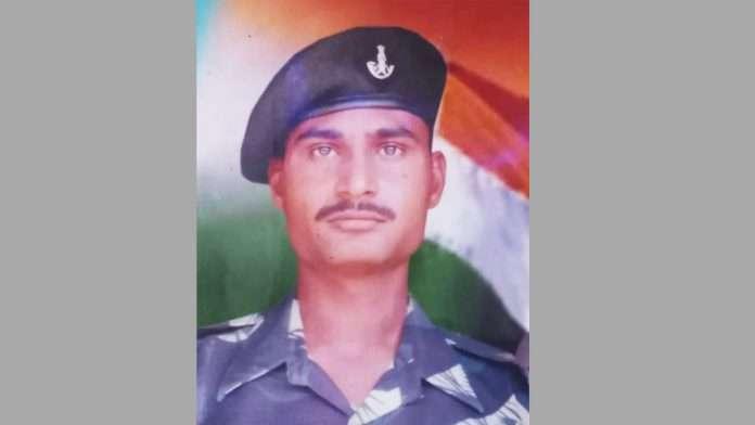 Nashik_Jawan_died in road mishap