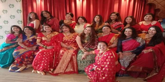 Navratri 2021 Marathi actresses came together to play Bhondla