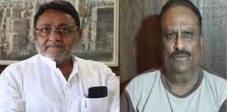 Nawab Malik and Wankhede