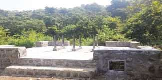 Inconvenience of cemetery for funeral of villagers in Pali