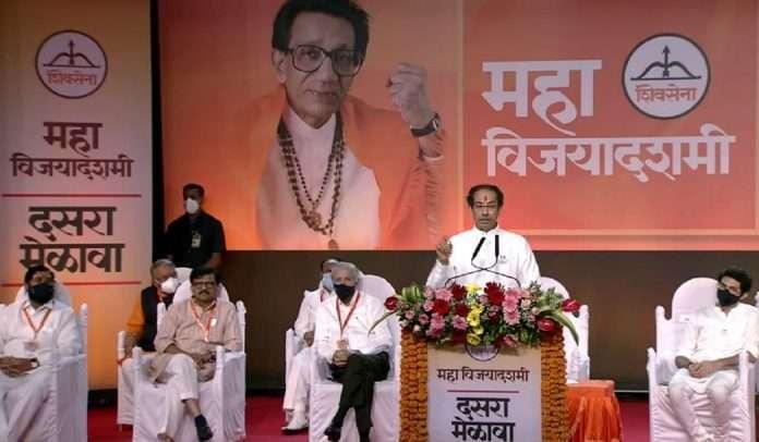Shiv Sena's dasara melava