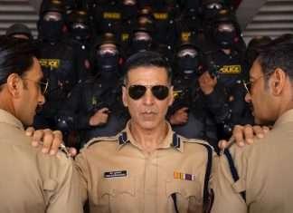 Sooryavanshi's Aila Re Aillaa teaser out Akshay Kumar, Ajay Devgn, Ranveer Singh take to the dance floor in khaki