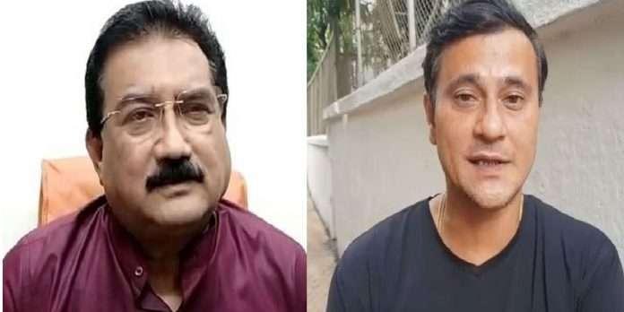 shiv sena yashwant jadhav slams mns sandeep deshpande on potholes in mumbai
