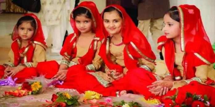 Navratri 2021 Kanya Pujan Ashtami importance, rituals and moments