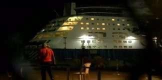 Mumbai Cruise Drugs Cordelia Company Explains Cordelia Cruise's Drugs Party
