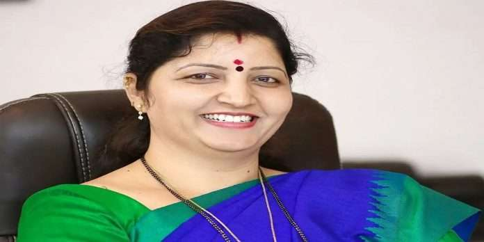 NCP Rupali Chakankar appoints as chairperson of State Women's Commission