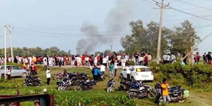 Lakhimpur violence conspiracy plan hatched by WhatsApp group called Lalkar Kisan