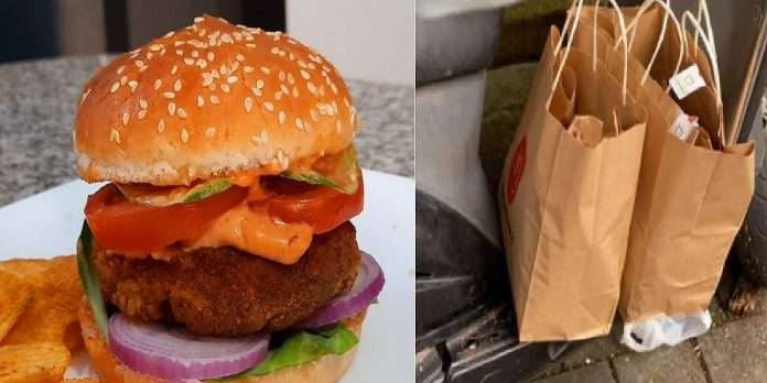 drug case arrested accused's mother reaches NCB office with mcdonald's burger