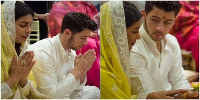 Priyanka Chopra says hubby Nick Jonas asks her to do puja before starting anything big