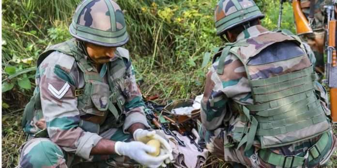 5 Indian Army soldiers, including a JCO, martyred in counter-terrorist operation in J-K's Poonch