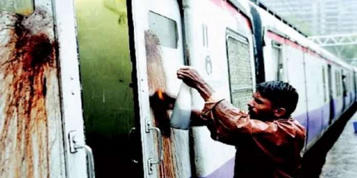 Indian Railways spends Rs 1200 crore on cleaning gutkha stains