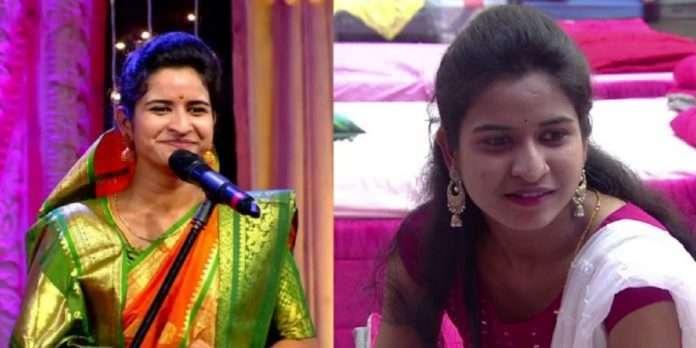 Bigg Boss Marathi 3 contestant kirtankar Shivalila patil apologized audience after left the bigg bos house