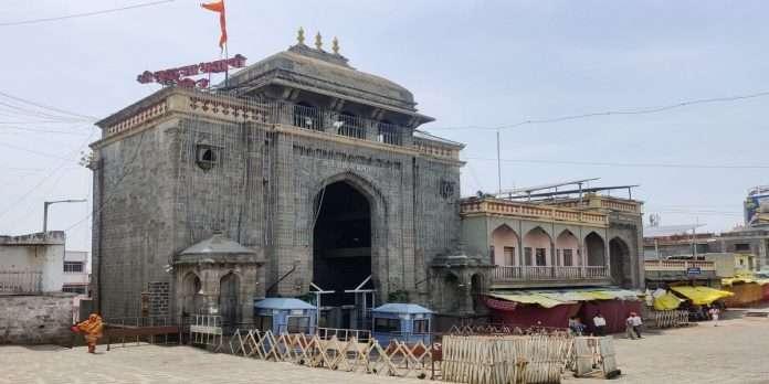 VIP Darshan closed at Tulja Bhavani Temple