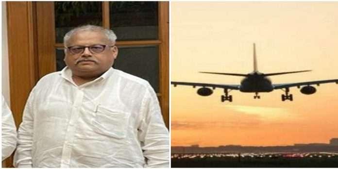 Rakesh Jhunjhunwala Akasa Air get noc from central government, flight Likely start in 2022