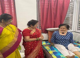 CM and mumbai Mayor inquired about health of marathi actress Varsha Dandale