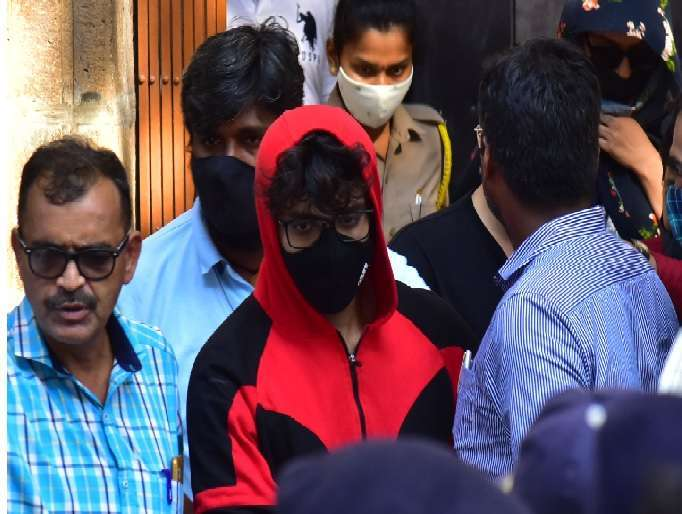 Mumbai Cruise Drugs Case NCb again aryan khan and 5 others produced before court