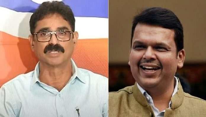 MNs bala nandgaonkar reaction on meeting with devendra fadnavis