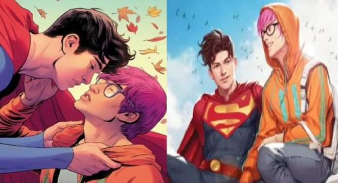 New Superman in upcoming DC Comics comes out as bisexual